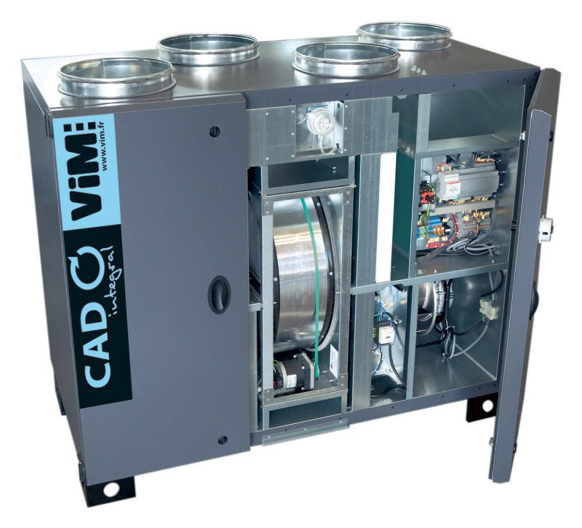 Dimasud mat riel de ventilation climatisation n mes - Cta double flux ...